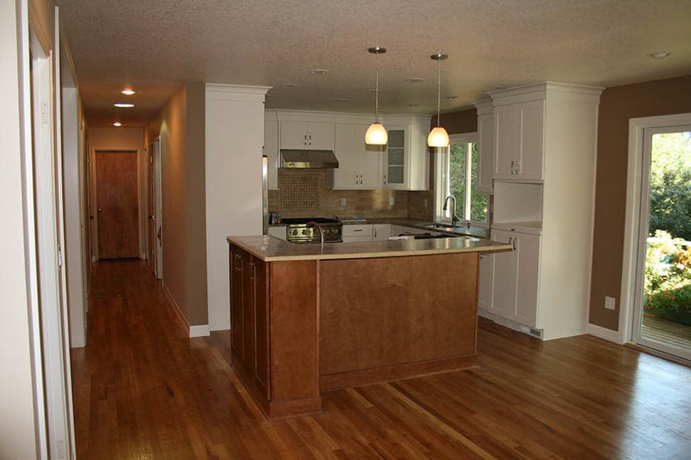 Portland or kitchen design remodel contractor cabinet for Kitchen remodeling companies