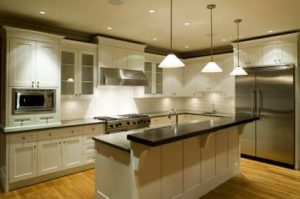 kitchen luxury home