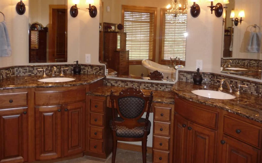 Master Bathroom Design Ideas - C&K Custom Remodeling