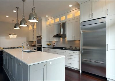 C&K Custom Remodeling - Red Ridge Kitchen