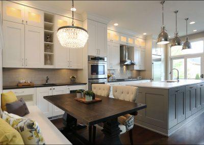 red ridge custom luxury kitchen remodel by ck custom remodeling
