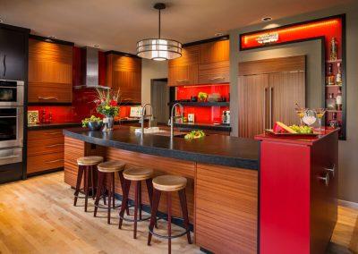 red ridge custom kitchen remodel