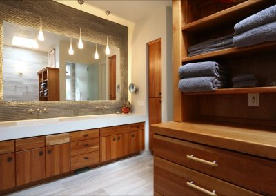ck custom remodeling bathroom remodel west hills