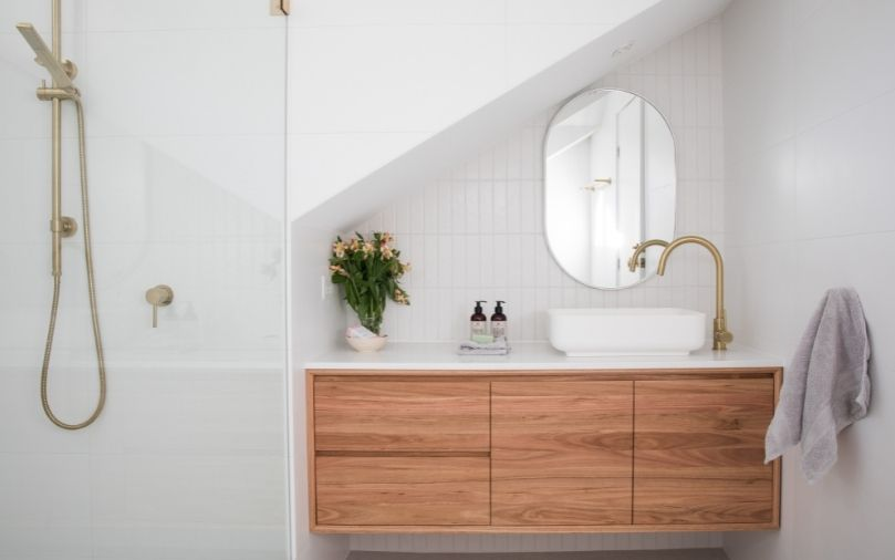 Tips for Selecting the Right Size Bathroom Vanity