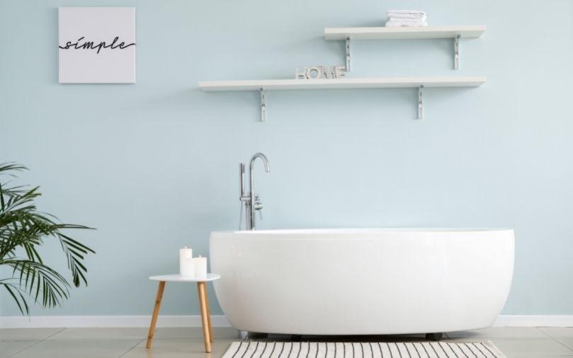 What Colors Make a Small Bathroom Look Bigger?